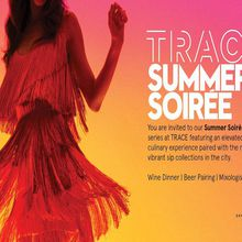 W San Francisco presents the TRACE Summer Soirée series