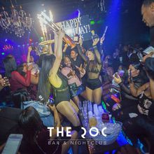 NYE at The Roc SF