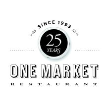 One Market Restaurant's 25th Anniversary Legends Dinner