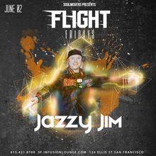 Jazzy Jim at #FlightFridays