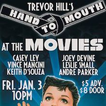 Hand to Mouth Comedy