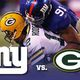 New York Giants vs. Greenbay Packers NFL Playoffs Game at Jake's Steaks