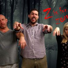 Z is for...Zombie! An Improvised Zombie Apocalypse.