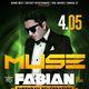 MUSE SATURDAYS :: DJ FABIAN