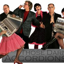 Accordion Frenzy: Those Darn Accordions, Jet Black Pearl & Big Lou the Accordion Princess