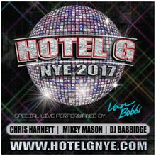 San Francisco New Years Eve at Hotel G