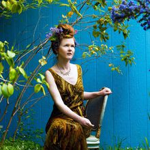 Sarah Cahill performs 'The Future is Female' at Flower Piano