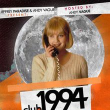 CLUB 1994 HALLOWEEN PARTY