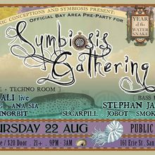 SF Official Symbiosis Preparty