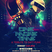 One More Time: A Tribute to Daft Punk