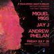 A Midsummer Night's Dream ft. Miguel Migs, Jay-J, Andrew Phelan