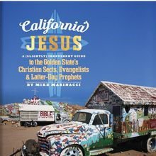 Mike Marinacci Reads, Signs *California Jesus* at Florey's Books (Pacifica)