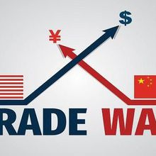 Trading Blows: Long and Short Term Effects of the US-China Trade War