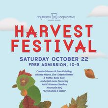 Playmates Cooperative Harvest Festival