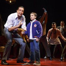 A Bronx Tale - Broadway Musical at Golden Gate Theatre