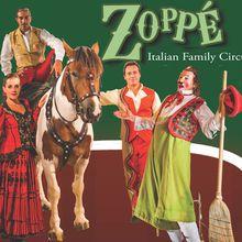ZOPPÉ - An Italian Family Circus 2016