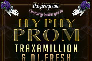 The programs Hyphy Prom at ...