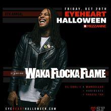 EyeHeart Halloween: Waka Flocka Flame