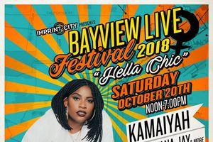 2018 BayviewLIVE Festival f...