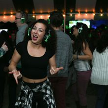 All Night Happy Hour Silent Disco!
