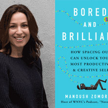 MANOUSH ZOMORODI at Books Inc. Opera Plaza