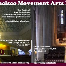 San Francisco Movement Arts Festival