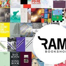 RAM Bookshop Pop-Up Launch Party