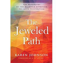 The Jeweled Path - A Book Talk by Diamond Approach Co-Founder Karen Johnson