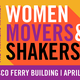 Women Movers & Shakers: Spring Cocktails of the Farmers Market
