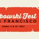 Lebowski Fest San Francisco Movie Party