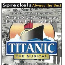 Titanic, The Musical