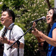 Yerba Buena Gardens Festival Presents SF Uke Jam Summer Uke-Splosion!