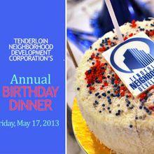 TNDC's 32nd Birthday Dinner