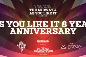 The Midway & As You Like It...