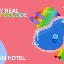 Mighty Real Pride Poolside Party