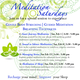 Meditation Saturdays : Inner Journey Meditation