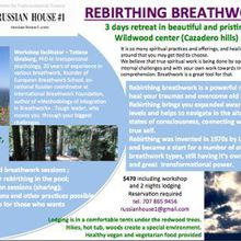Rebirthing Breathwork Retreat