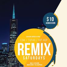 REMIX SATURDAYS