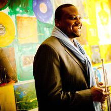 A Concert with Conversation with Sean Jones, Trumpet