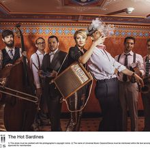 The Hot Sardines come to Feinstein's At The Nikko