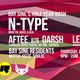 Bay Sine Half Year Bash: DJ N-Type, Aftee B2B Darsh, & Leaf
