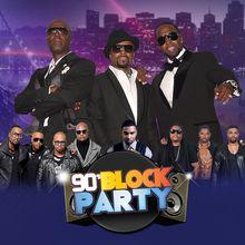 Bay Area 90's Block Party