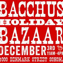 Bacchus Holiday Bazaar
