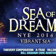 Sea of Dreams NYE 2014: VibrantSea