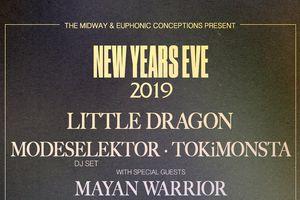 Litte Dragon, Modeselektor ...