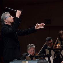 MTT Conducts Mahler's Fourth