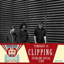 NP 25: clipping.