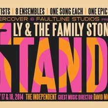 A Tribute to Sly & The Family Stone's Stand! Feat. Guest Music Director, David Möschler