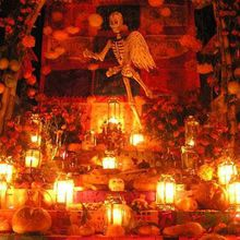 Dia De Muertos: A Day of the Dead at the Mysterious Gregangelo Museum