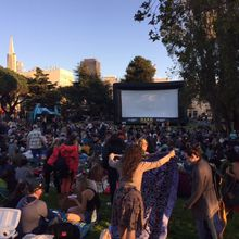 Film Night in The Park - Sundown Cinema